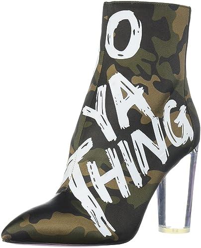 9a179472649 ALDO Women s Oceani Ankle Bootie Medium Green 7 ...