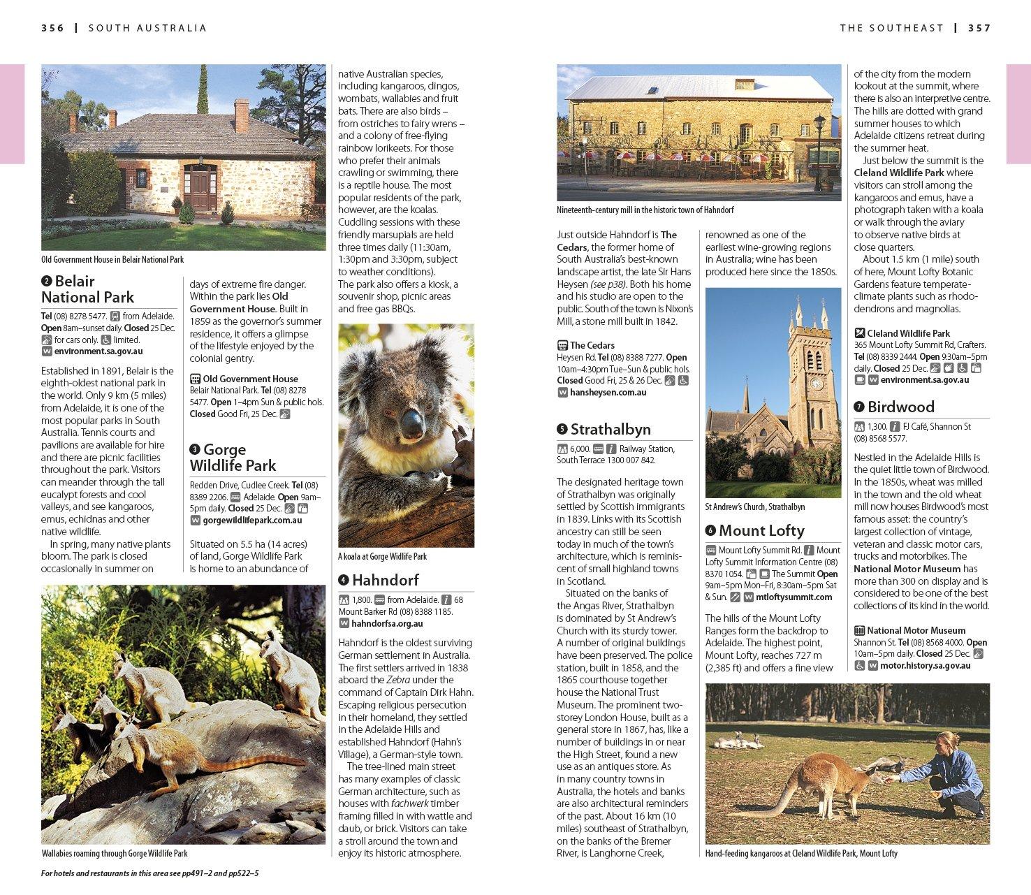 DK Eyewitness Travel Guide Australia - 91pYkR ZAaL - Getting Down Under