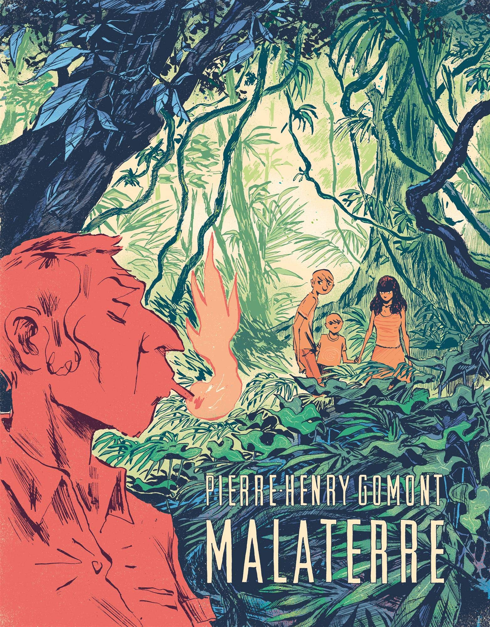 Malaterre - tome 0 - Malaterre - One-shot Album – 14 septembre 2018 Gomont Pierre-Henry Dargaud 2505071853 Aventure