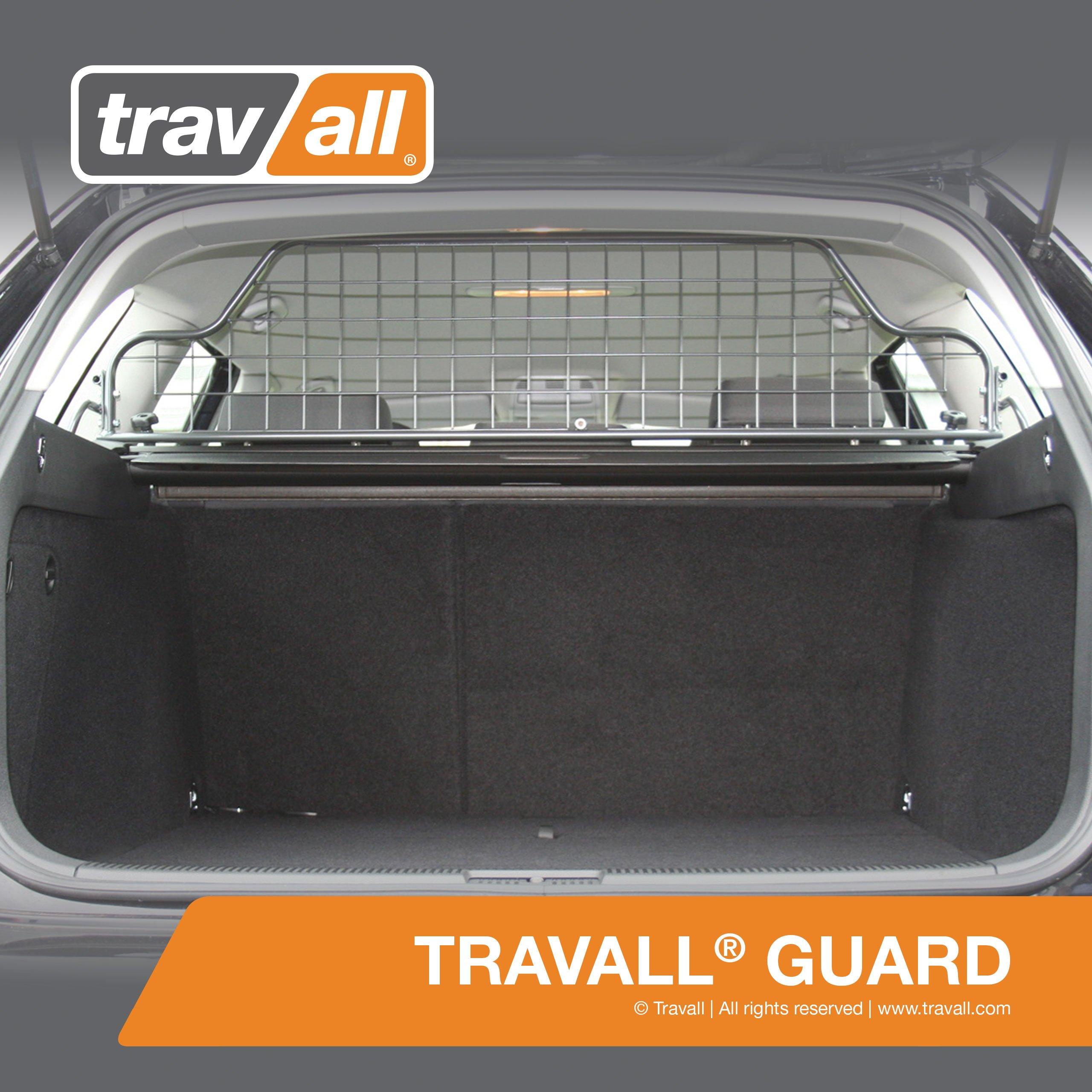 VOLKSWAGEN Jetta Sportwagen Golf Wagon Pet Barrier (2007-2015) - Original Travall Guard TDG1094 [MODELS WITHOUT SUNROOF ONLY]