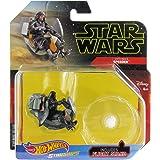 Hot Wheels Star Wars Starships Darth Maul's Speeder