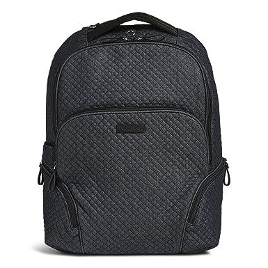 9c33838d10c9 Amazon.com  Vera Bradley Iconic Backpack