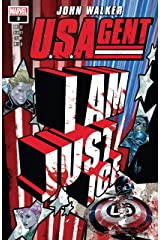 U.S.Agent (2020-) #3 (of 5) Kindle Edition
