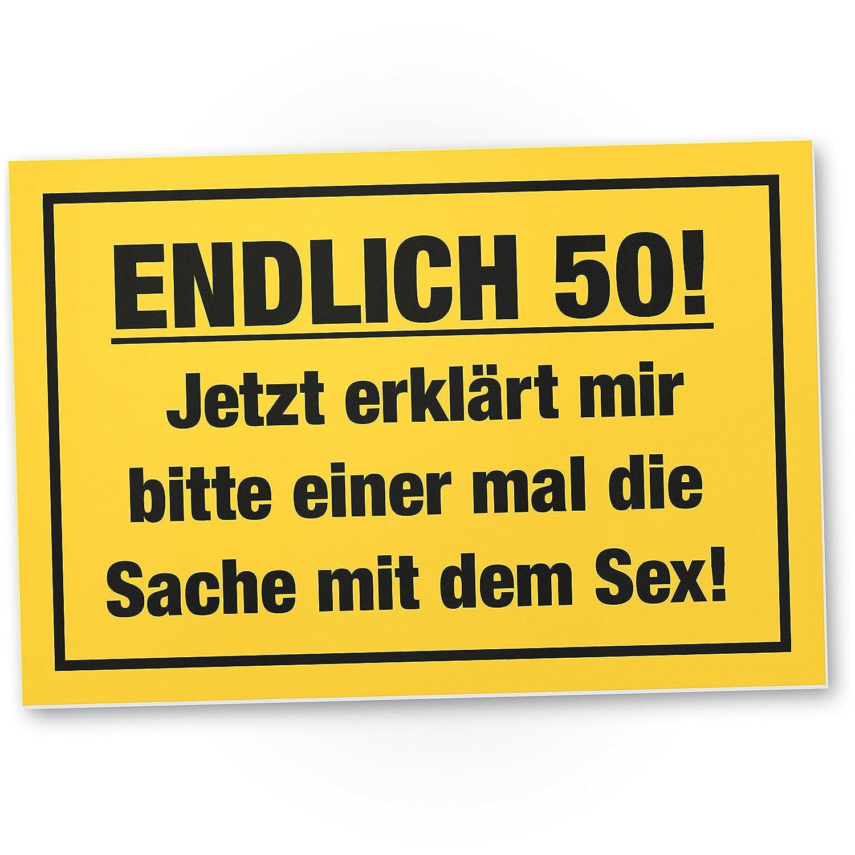 DankeDir! 50 años - Asunto con Sex, plástico Cartel - 50 ...