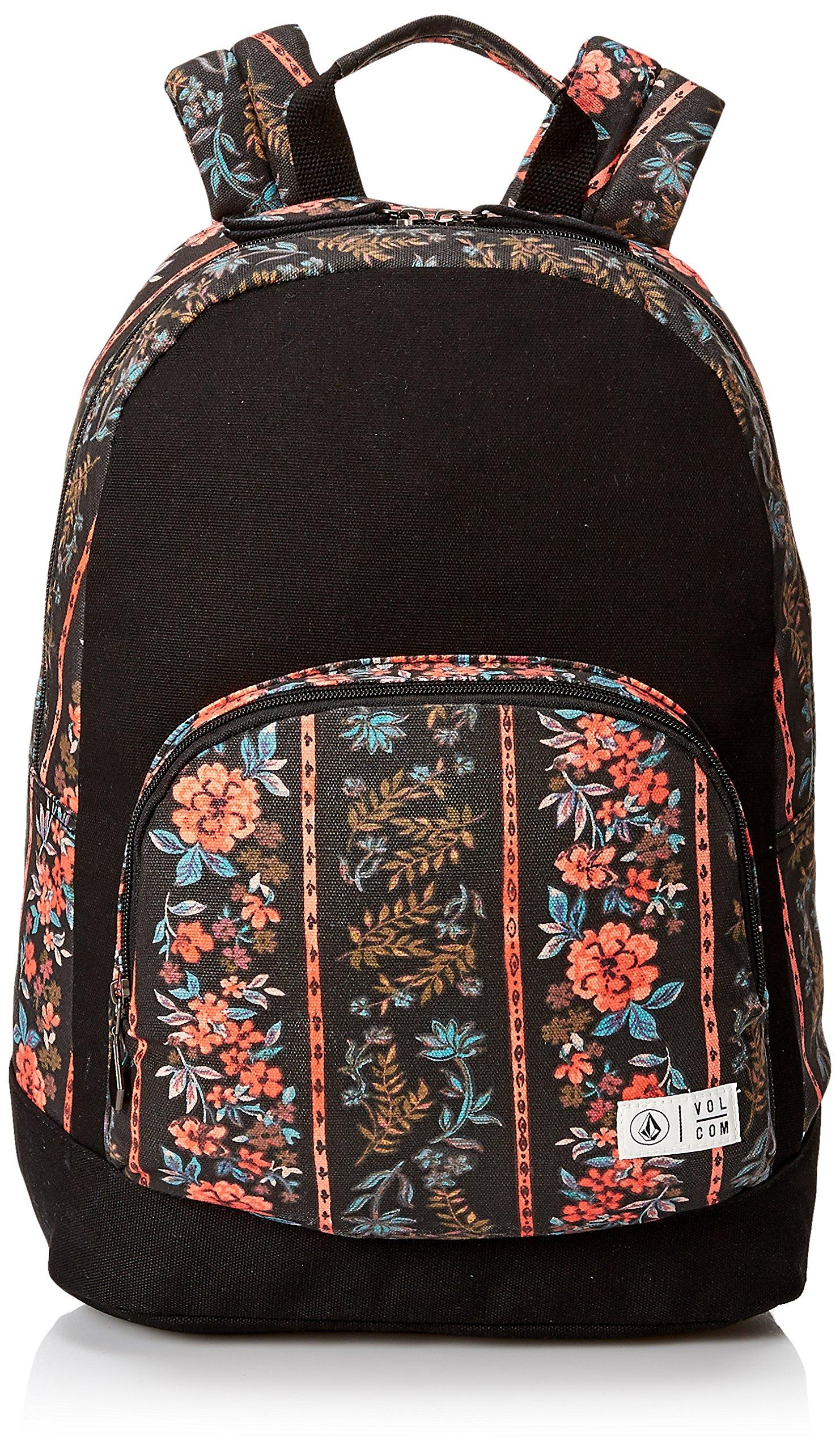 Volcom Women's Schoolyard Canvas Backpack