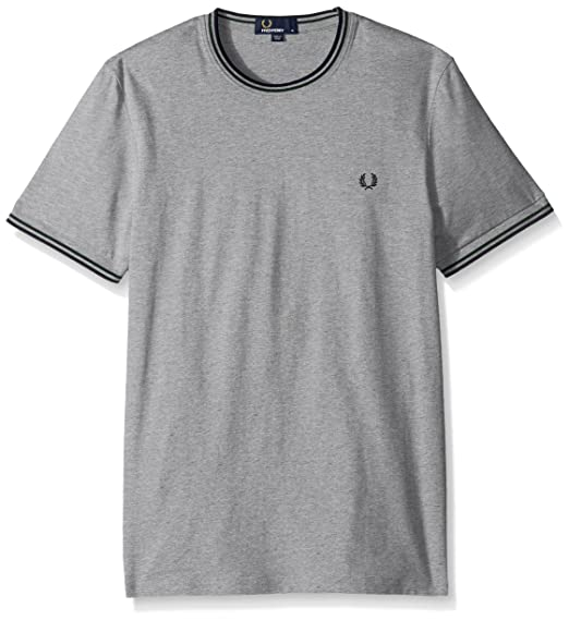 Amazon.com  Fred Perry Men s Twin Tipped T-Shirt  Clothing 783346cea83f5