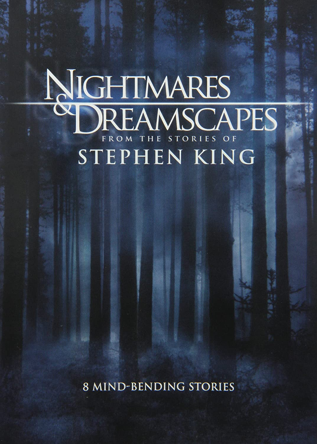 Amazon com: Nightmares & Dreamscapes - From the Stories of