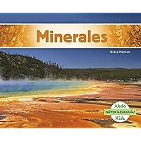 Minerales (Abdo Kids: ¡súper Geología!)