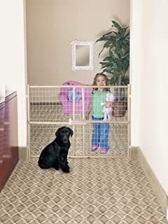 product image for GMI Guardmaster II Tall/Wide Wire Mesh Expansion Gate
