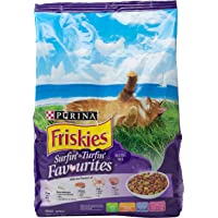 Purina Friskies Surfin Favourites Dry Cat Food 1.2kg