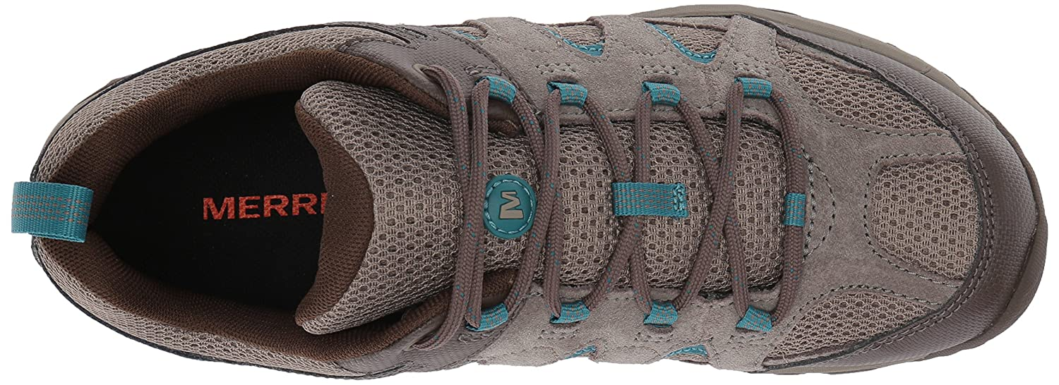 Merrell Women's Outmost Vent Hiking Shoe B01N1SGBJS 09 M US|Boulder/Brown