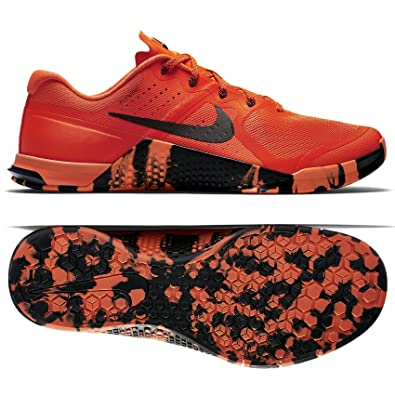 Nike Metcon 2 amp 'Strong As Steel' 819902-600 Total Crimson/Black