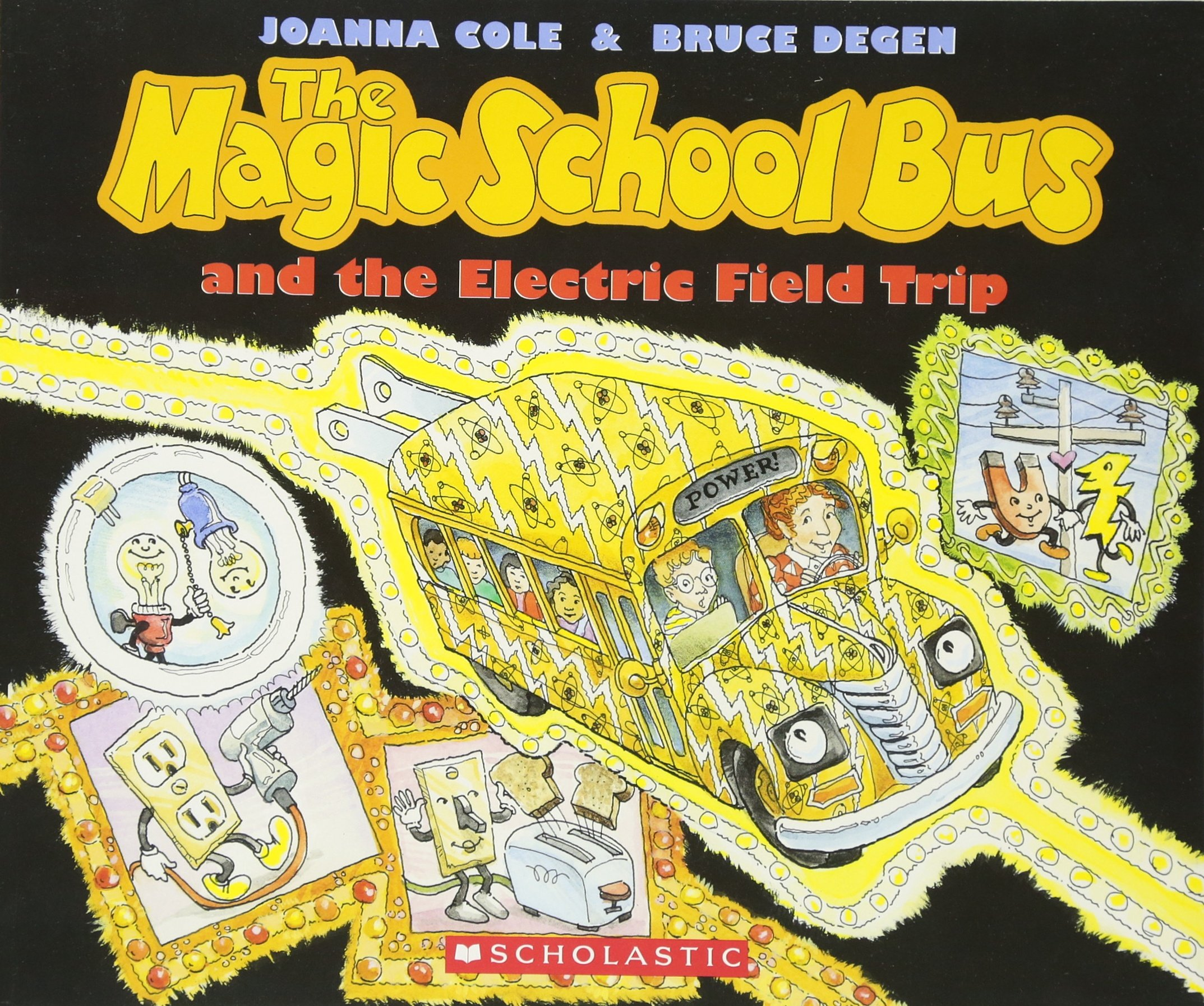 The Magic School Bus And The Electric Field Trip With Amazonde