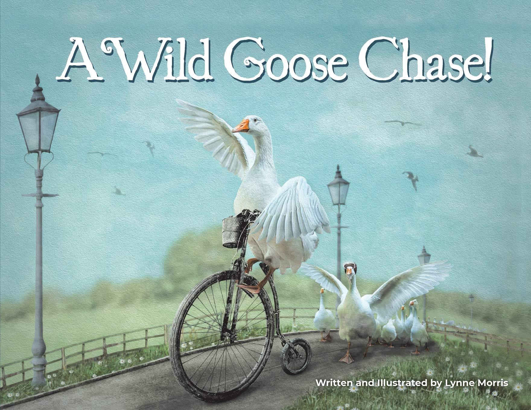 A Wild Goose Chase!: Morris, Lynne, Morris, Lynne: 9781953177056:  Amazon.com: Books