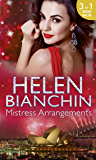 Mistress Arrangements: Passion's Mistress / Desert Mistress / Mistress by Arrangement (Mills & Boon M&B)