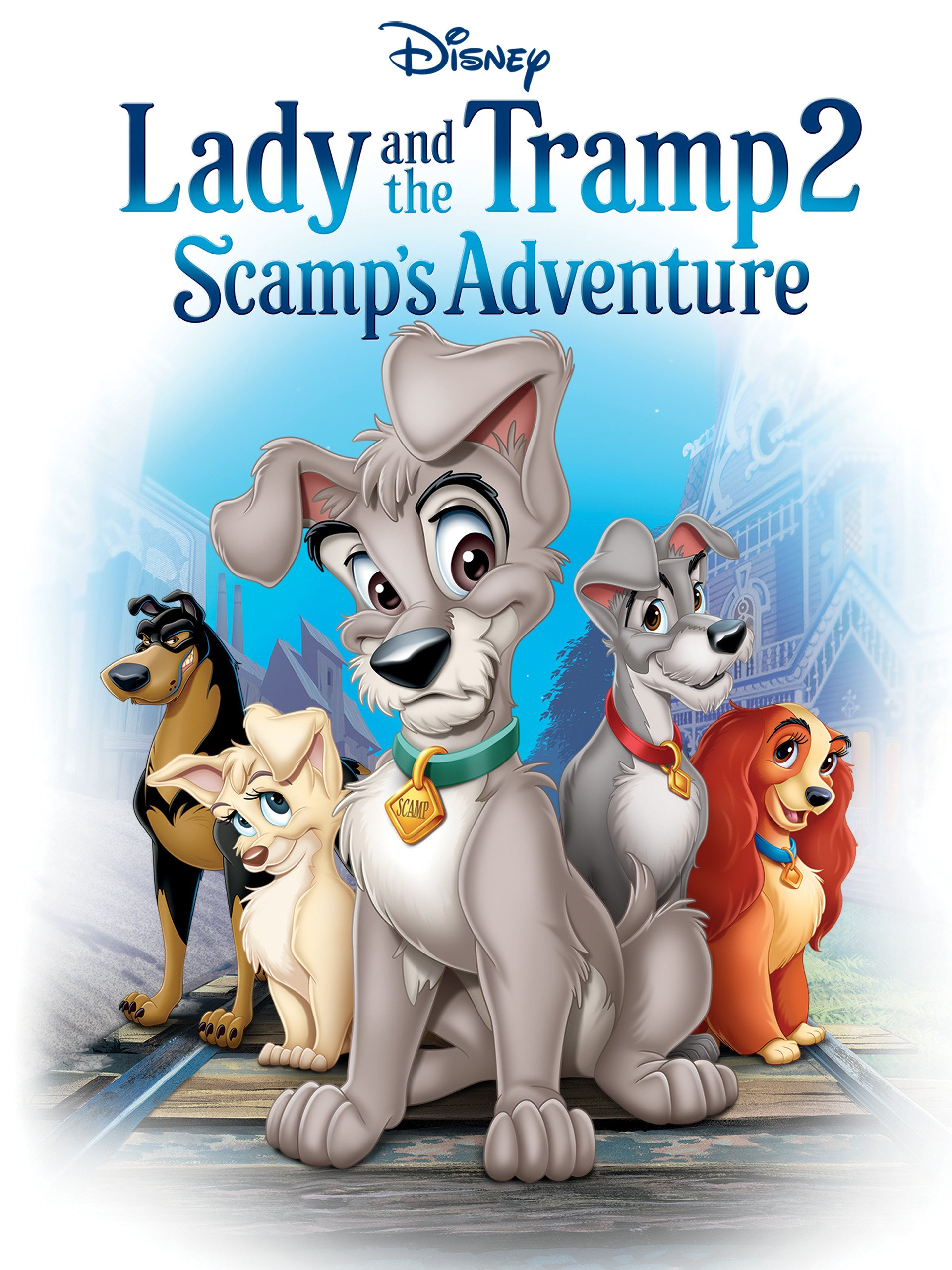 lady and the tramp 2 watch online free