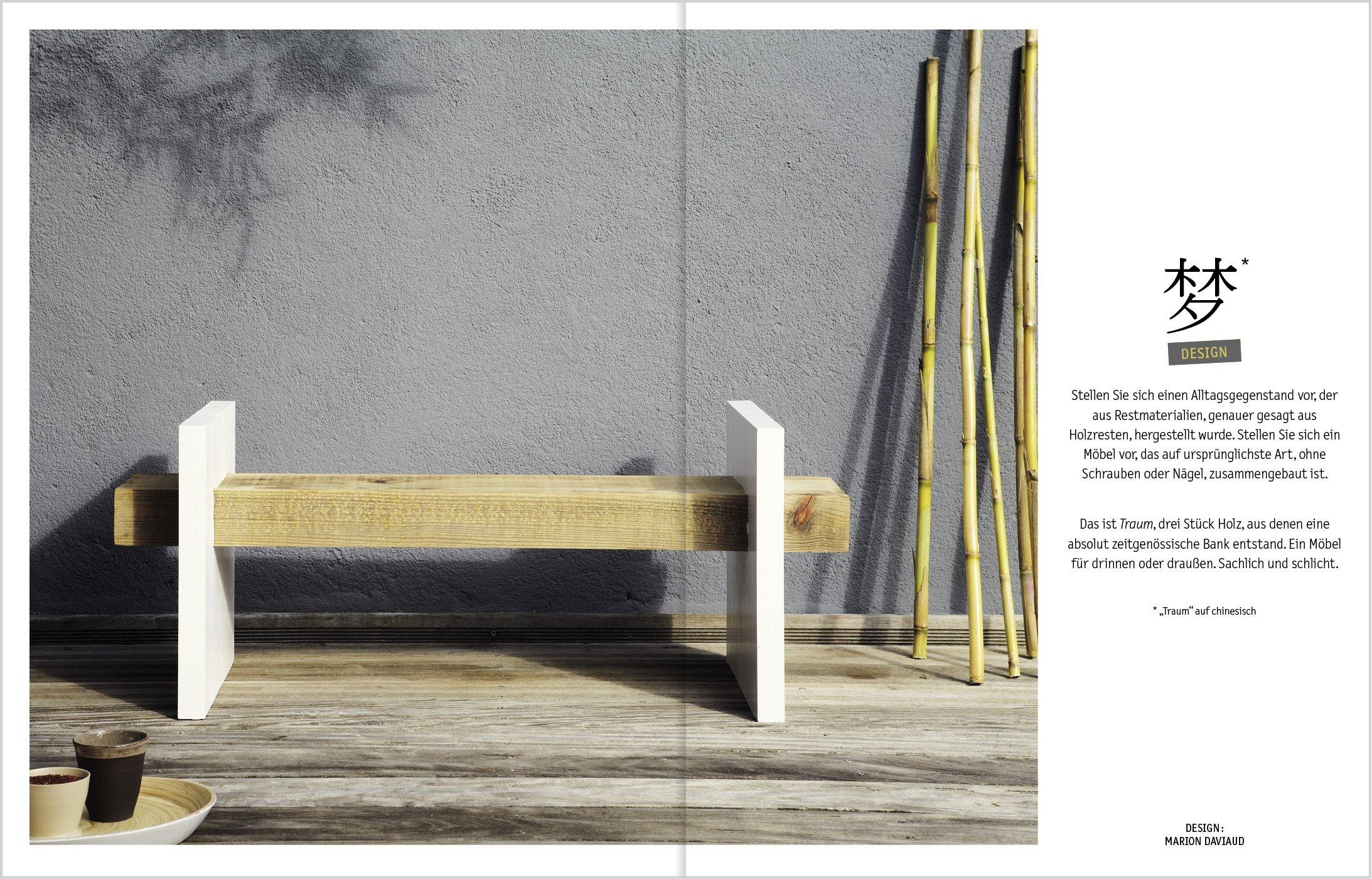 Möbel bauen aus Holz und Naturmaterialien: 20 Schritt-für-Schritt ...