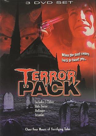 Terror Pack [USA] [DVD]: Amazon.es: Terror Pack: Cine y Series TV