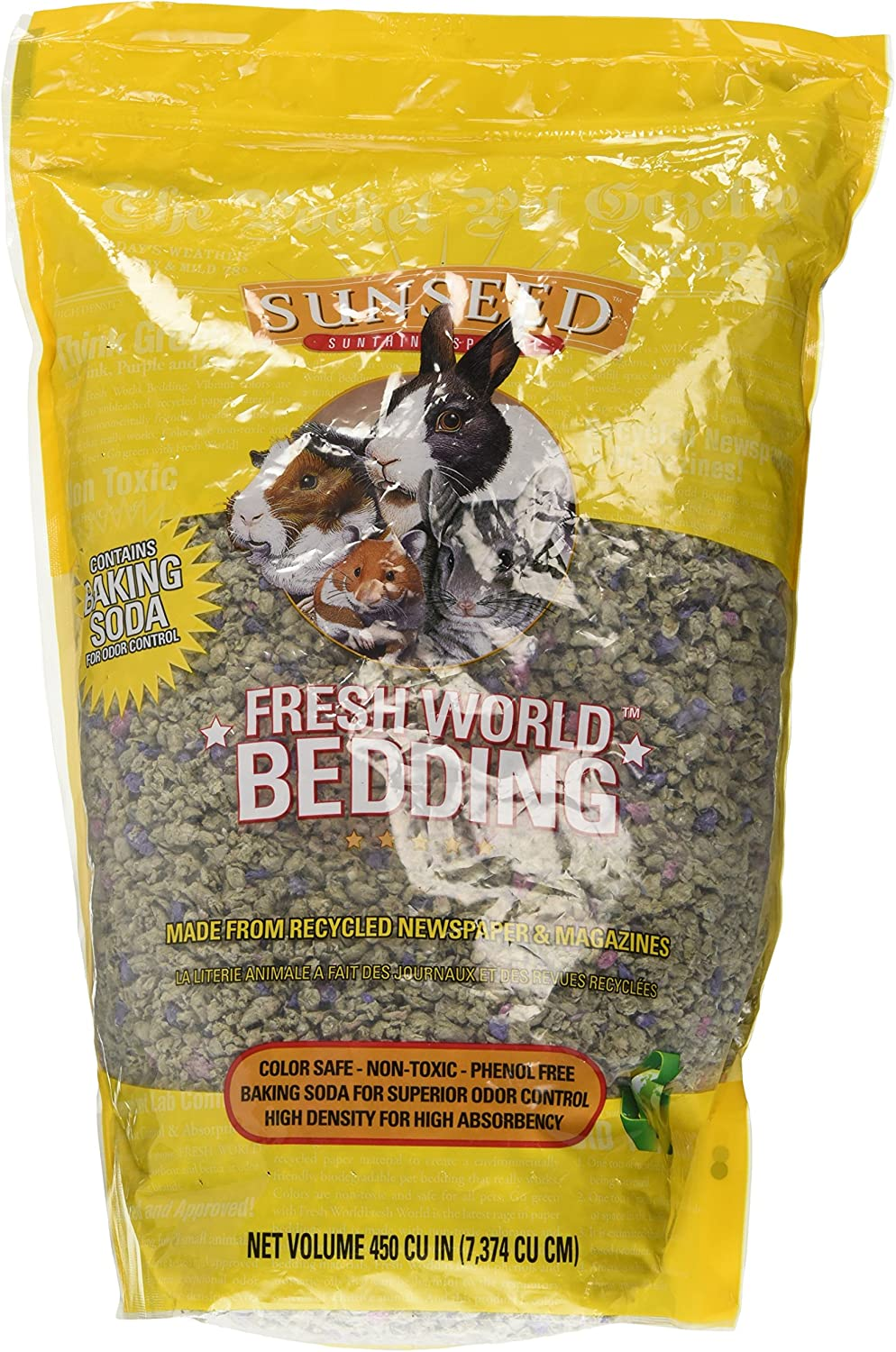 Sunseed Small Animal Bedding