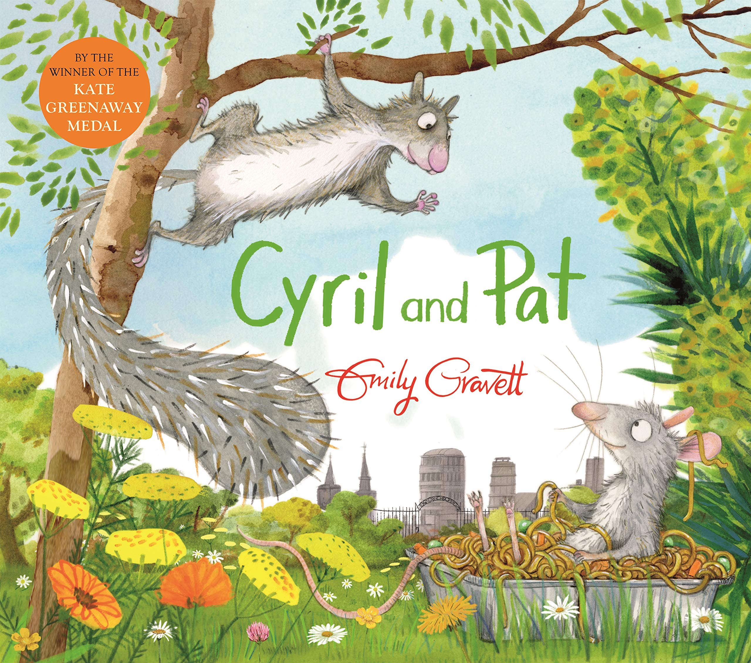 Cyril and Pat: Amazon.co.uk: Gravett, Emily: Books