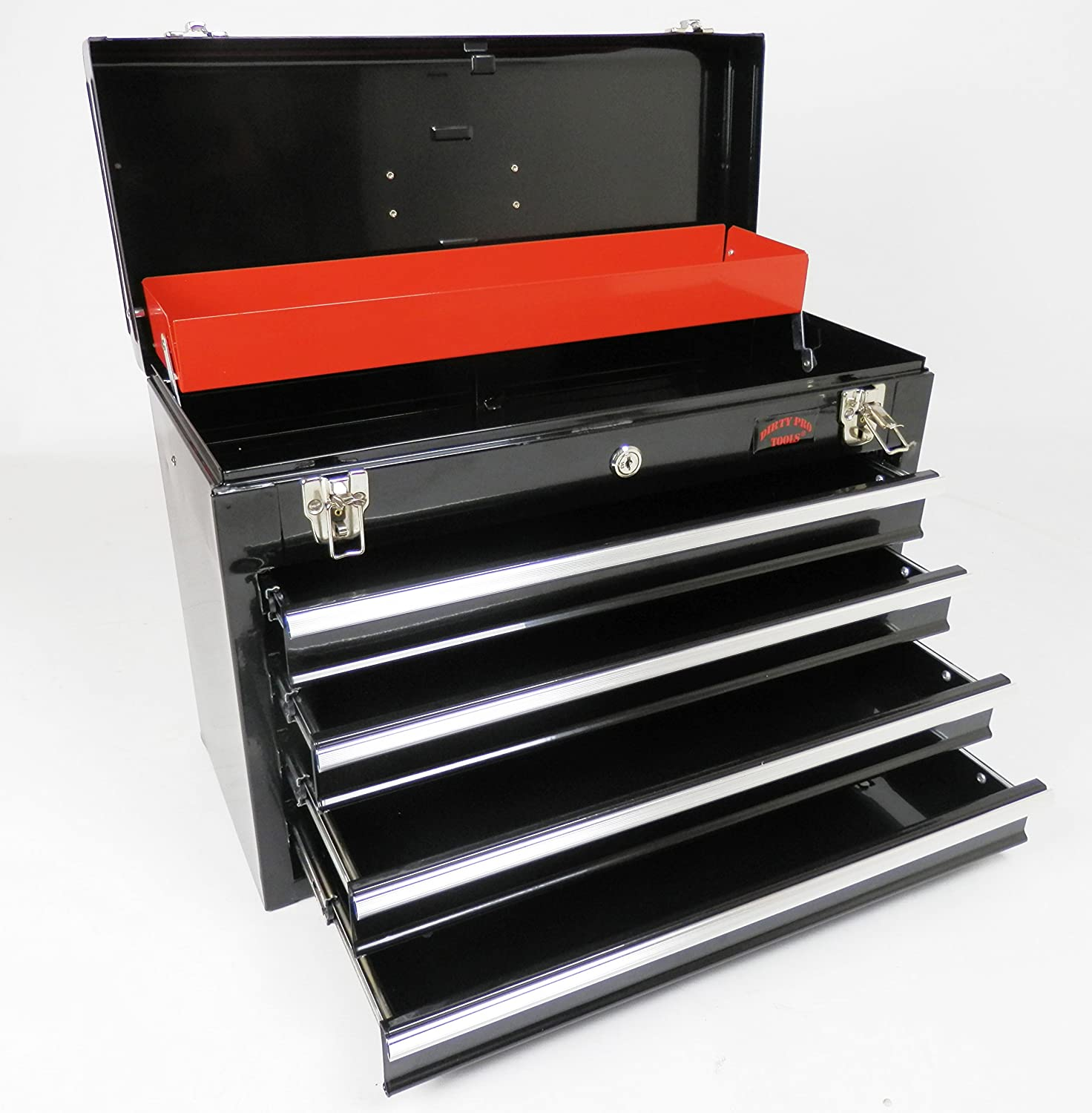 key portable chest lightweight dp drawers ball tool with box dividers toolstm bearing lock drawer pro slides and dirty