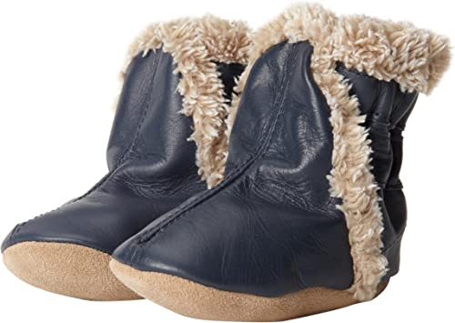 Robeez Classic Cozy Baby Boots - Soft