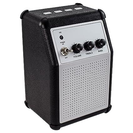 Portátil funcionan con mini amplificador de guitarra con conector ...