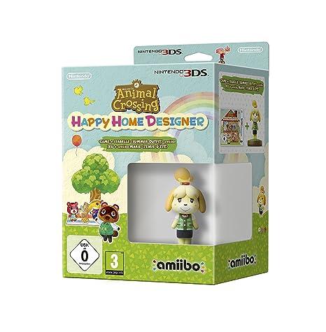 Animal Crossing: Happy Home Designer + amiibo Canela ...