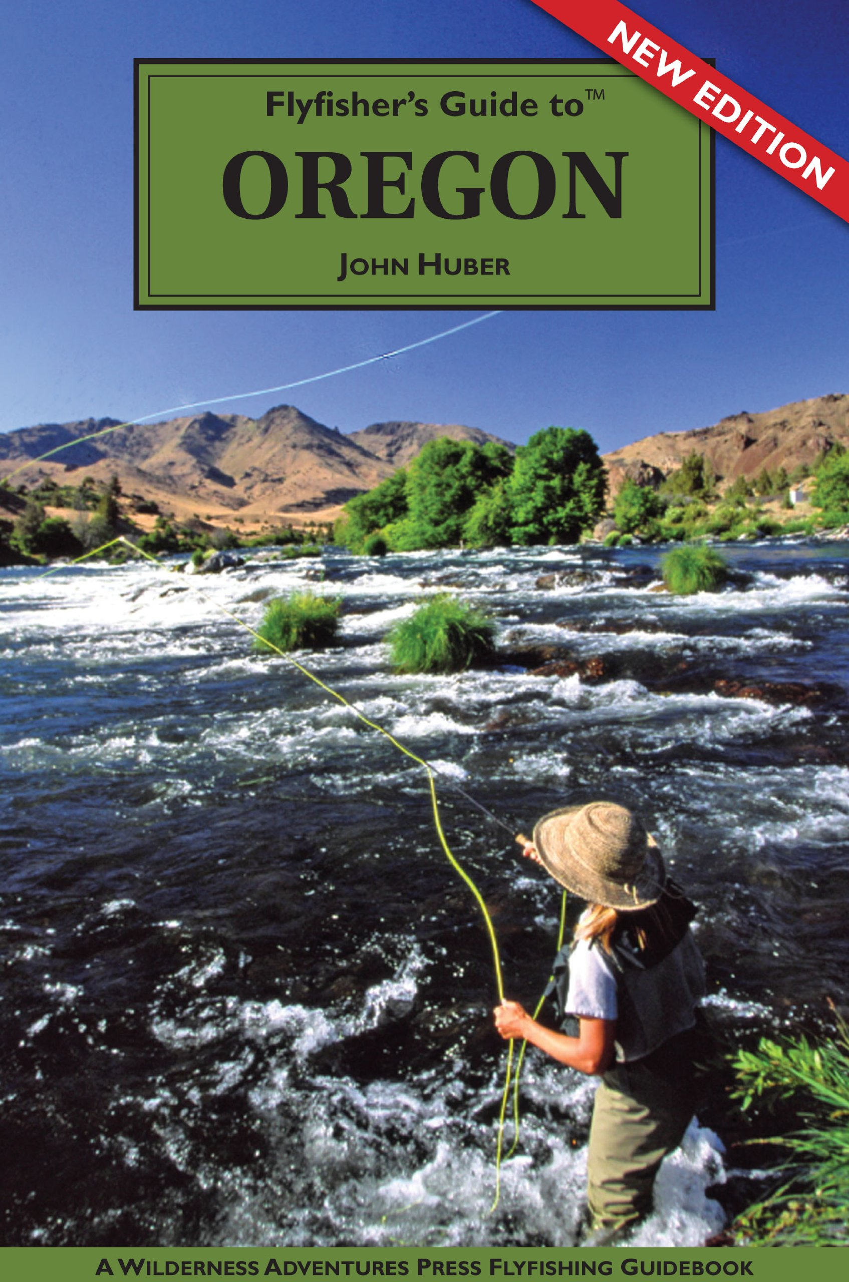 Flyfishers Guide Oregon Wilderness Adventures product image