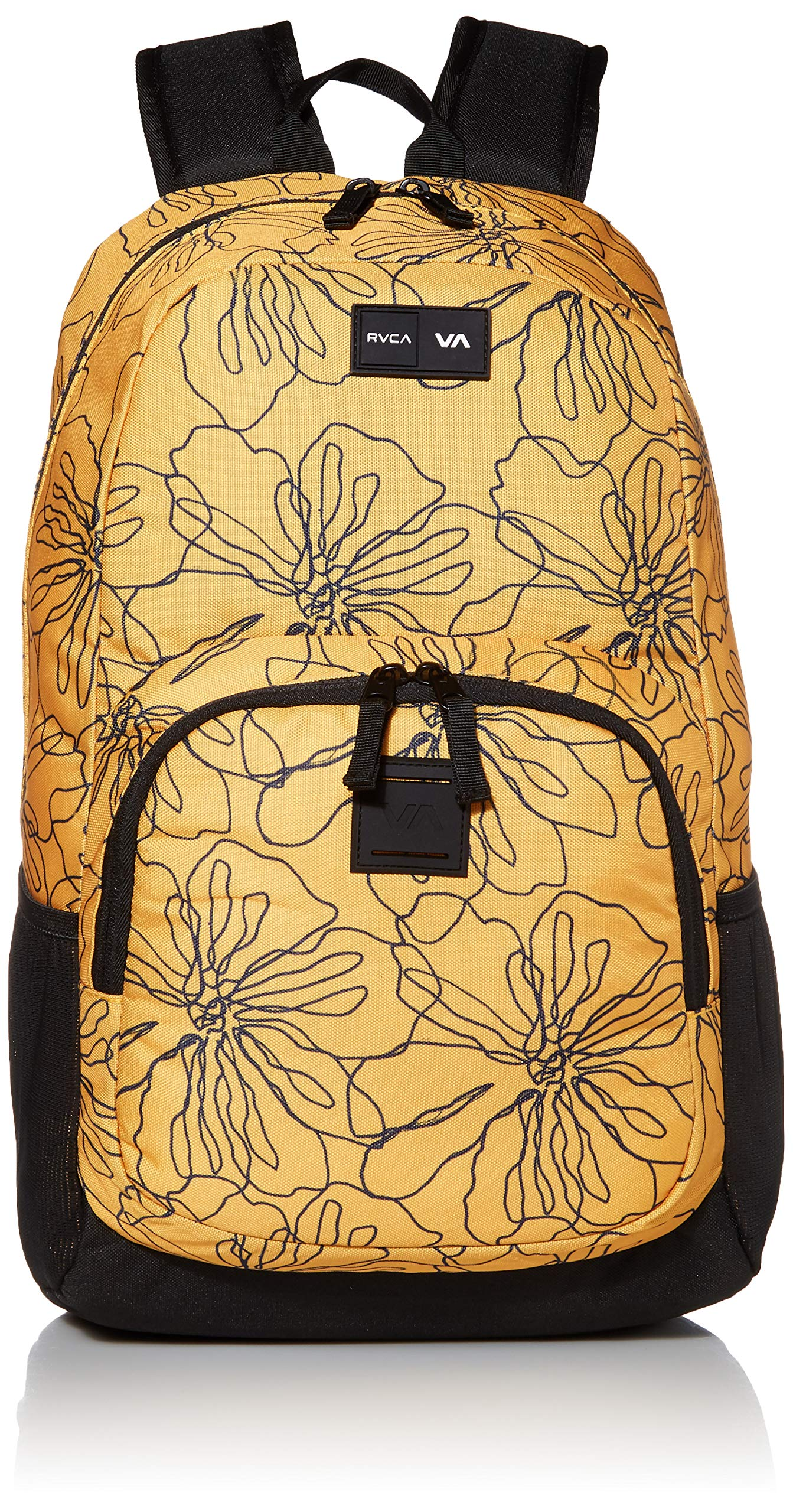 RVCA Men's Estate Backpack II, Yellow, ONE SIZE by RVCA