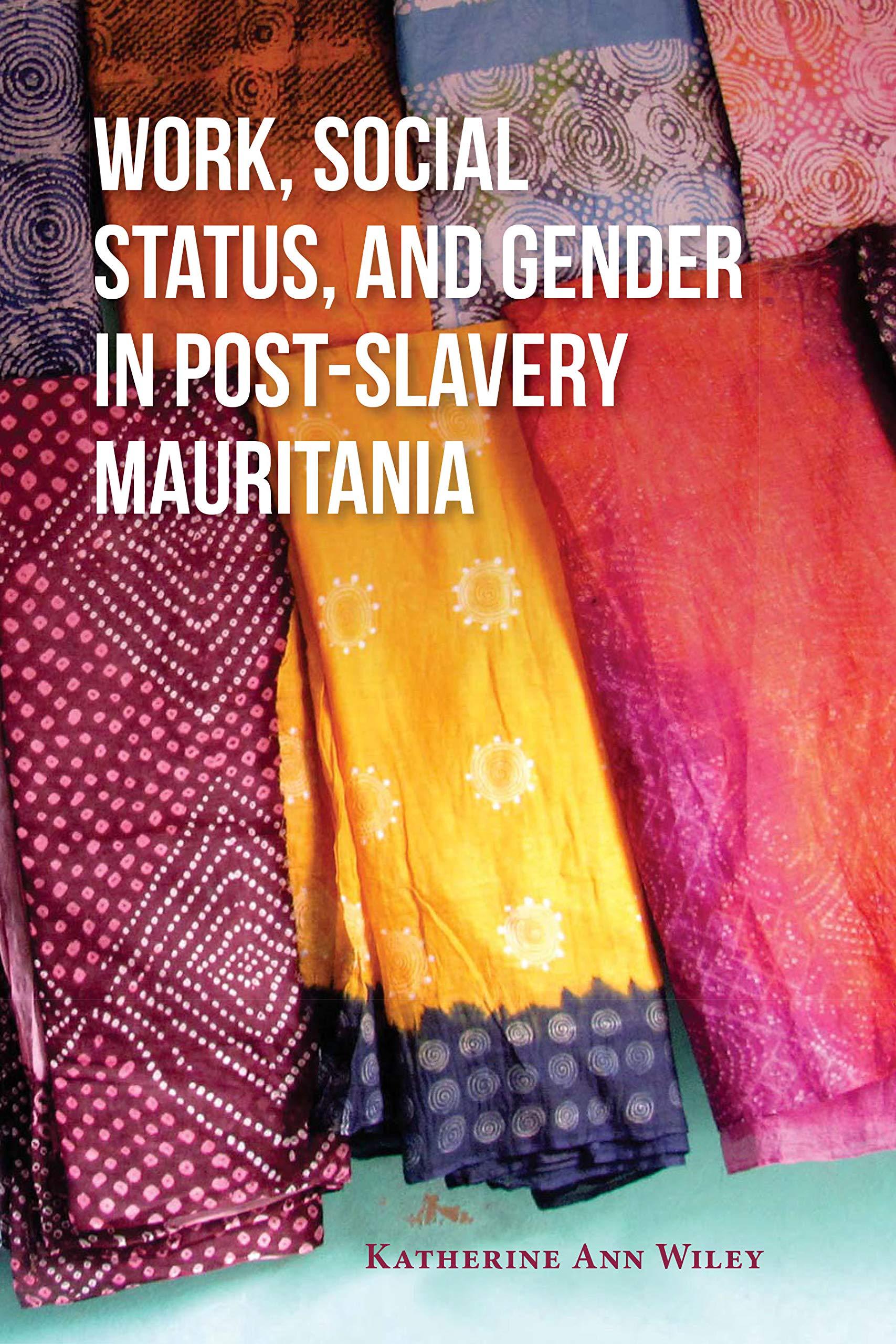 Work, Social Status, and Gender in Post-Slavery Mauritania pdf epub