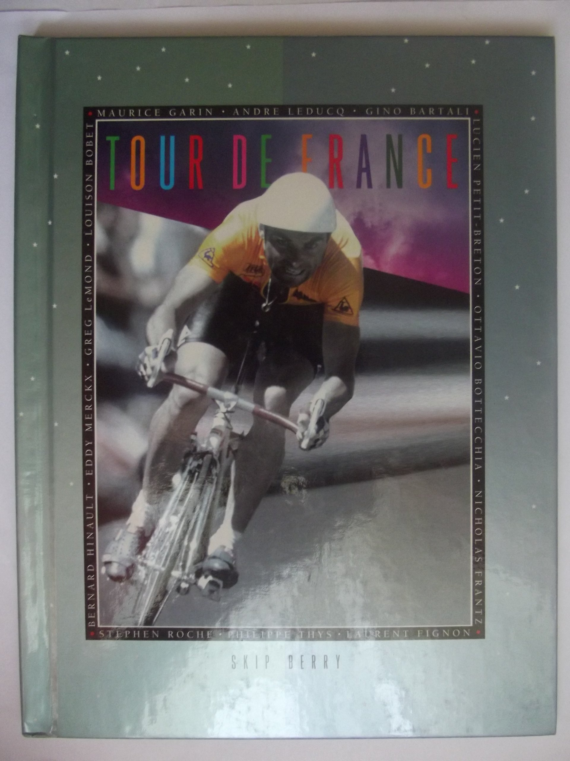 Tour De France (Great Moments in Sports)