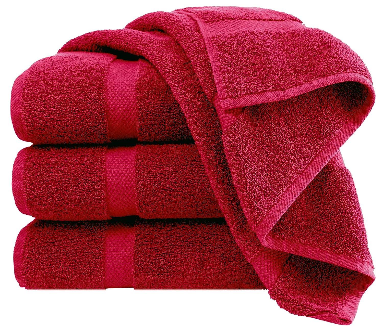 Circlet Egyptian Cotton Bath Towels