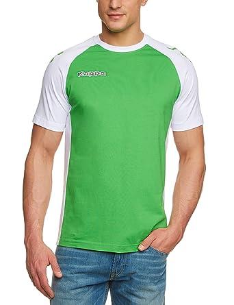 Kappa - Camiseta de fútbol sala, tamaño L, 04 clásico gris