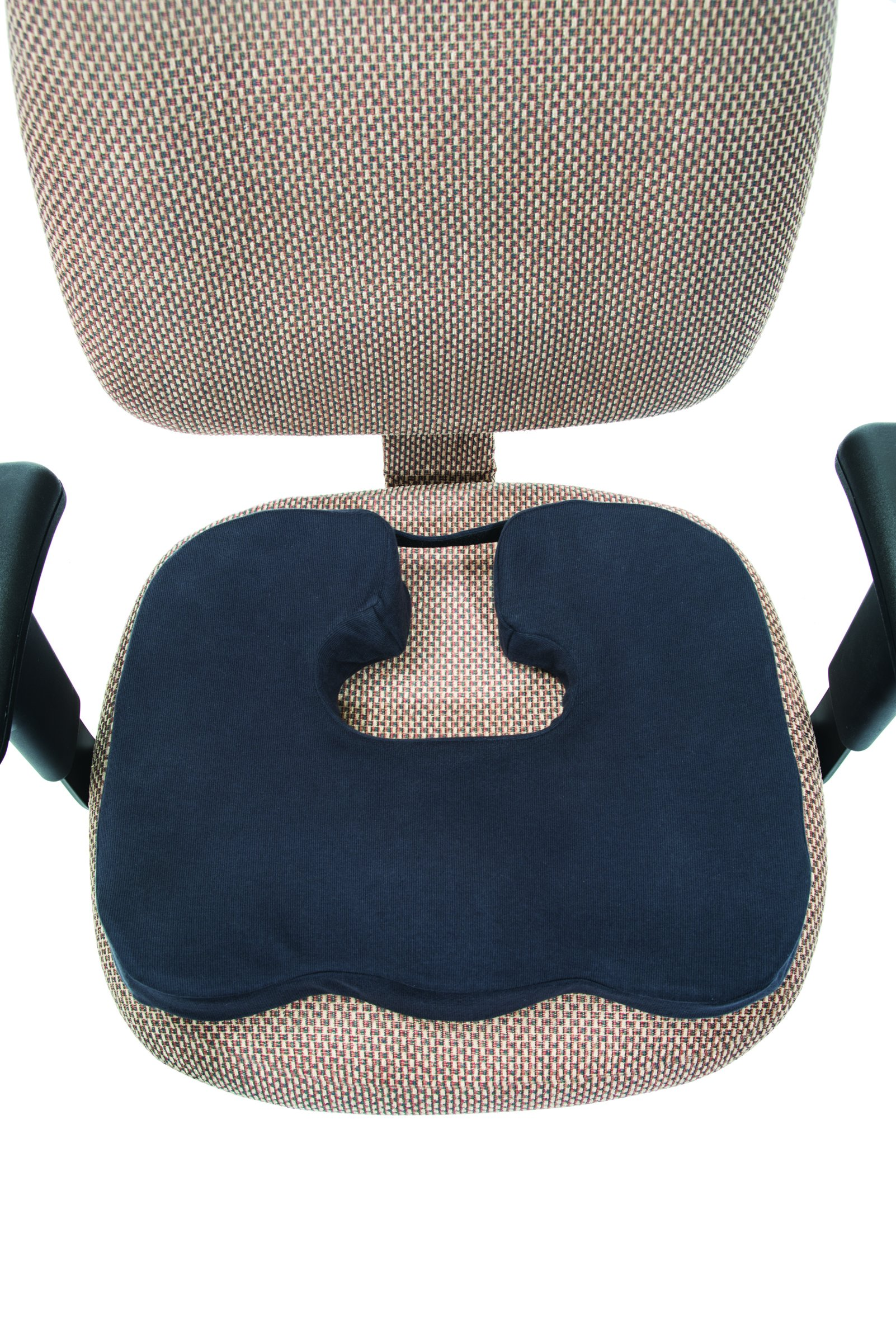 Essential Medical Supply The Cushion, the only 3-in-1 Designed to be a Molded Comfort, Tailbone or Donut Cushion by Essential Medical Supply