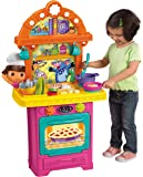 Dora the Explorer: Sizzling Surprises Kitchen