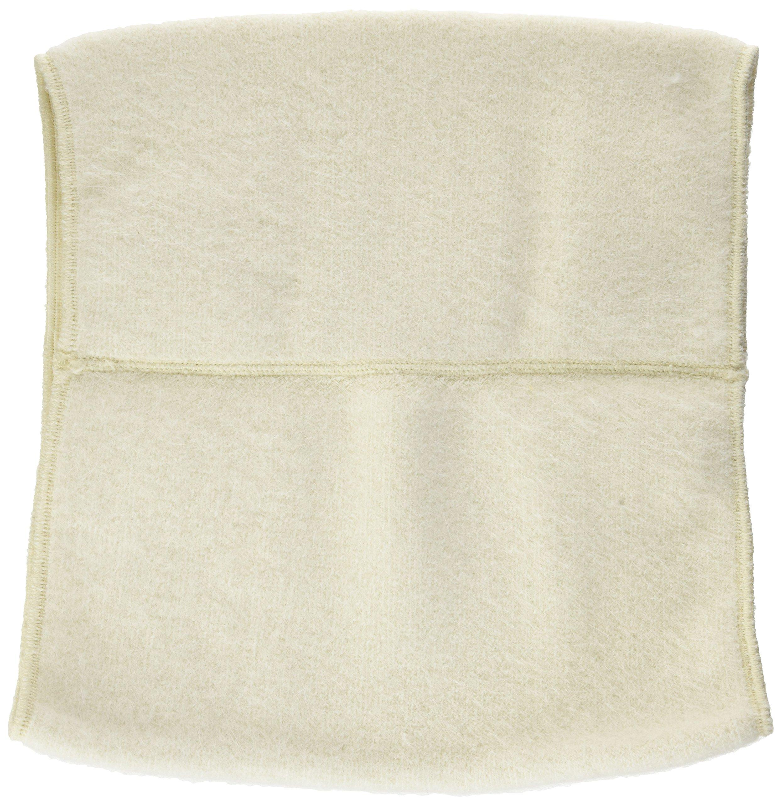 OTC Back Warmer Angora Arthritis Relief, White, Small