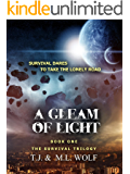 A GLEAM OF LIGHT (THE SURVIVAL TRILOGY Book 1)