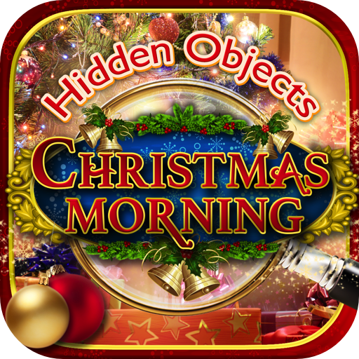 Hidden Objects: Magical Christmas Morning Adventures -