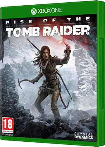 Microsoft Rise of the Tomb Raider, Xbox One - Juego (Xbox One): Amazon.es: Videojuegos