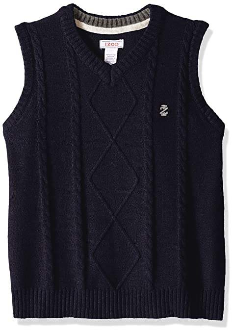Amazon.com: IZOD Big Boys' Sweater Vest: Clothing