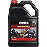 YamaLube All Purpose 4 Four Stroke Oil 10w-40 1 Gallon