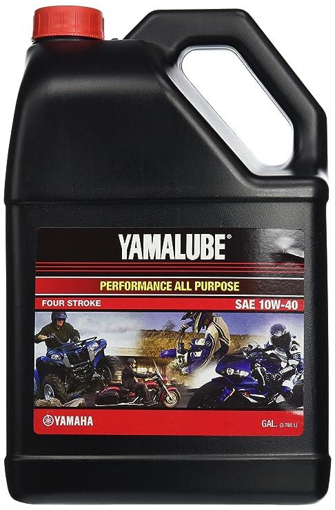 Amazon com: YamaLube All Purpose 4 Four Stroke Oil 10w-40 1