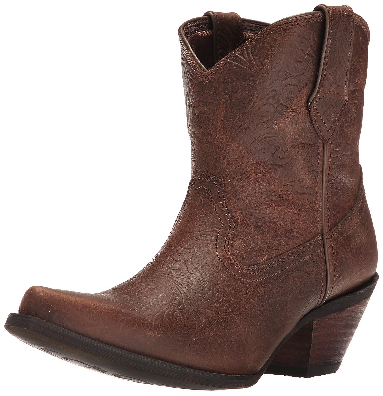 Durango Women's DRD0166 Western Boot B01HF3W1TW 6.5 B(M) US|Vintage Brown