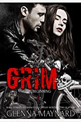 Grim: The beginning (Black Rebel Riders' MC Book 1) Kindle Edition