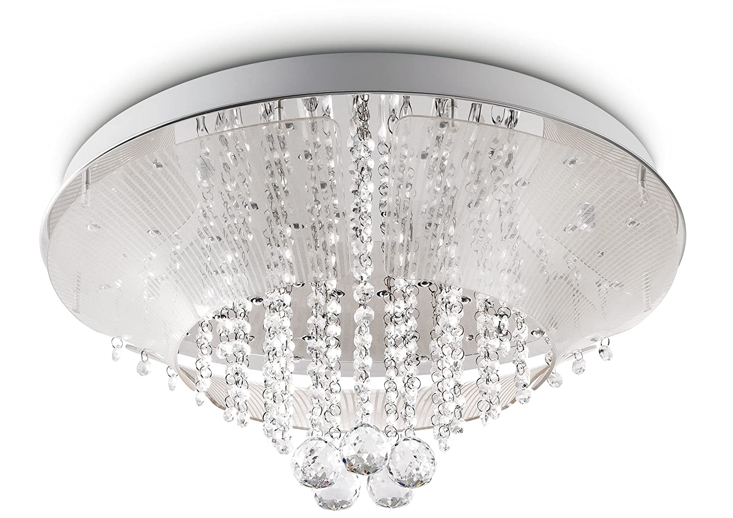 led lights from lighting vonn ceiling talitha halo fixture by modern