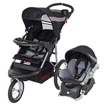 Amazon Baby Trend Expedition LX Travel System Millennium