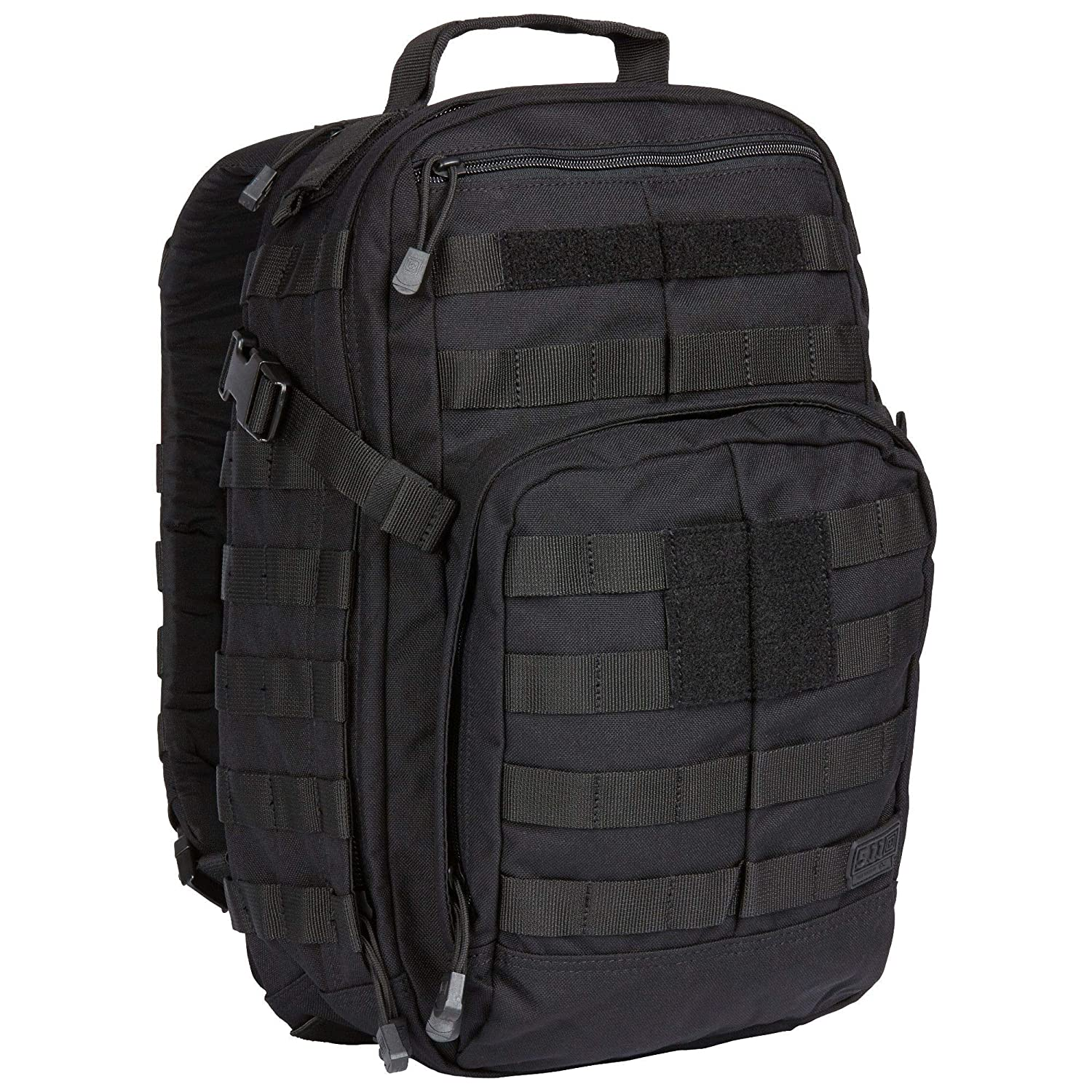 Amazon.com   5.11 RUSH12 Tactical Military Assault Molle Backpack, Bug Out  Rucksack Bag, Small, Style 56892, Black   Sports   Outdoors 4c4e03c75a6