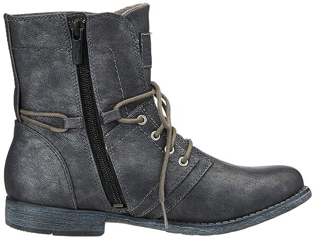 Mustang Damen 1134-505-200 Stiefel, Grau (Stein), 40 EU