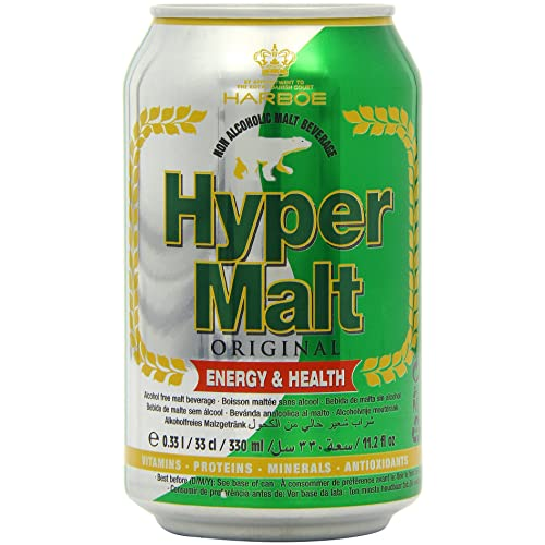 Hypermalt Cans 330 ml (Pack of 24)